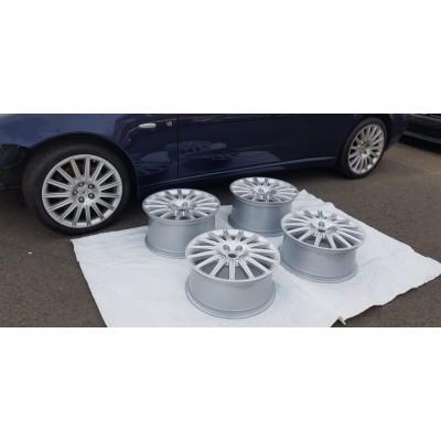 Maserati 4200 spyder, hliníkové disky,kola, wheels
